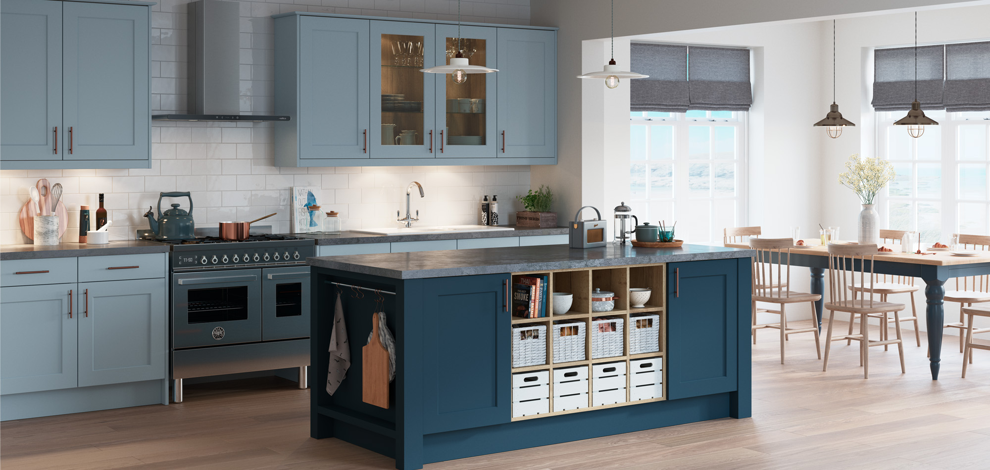 Town and Country Mereway Kitchen