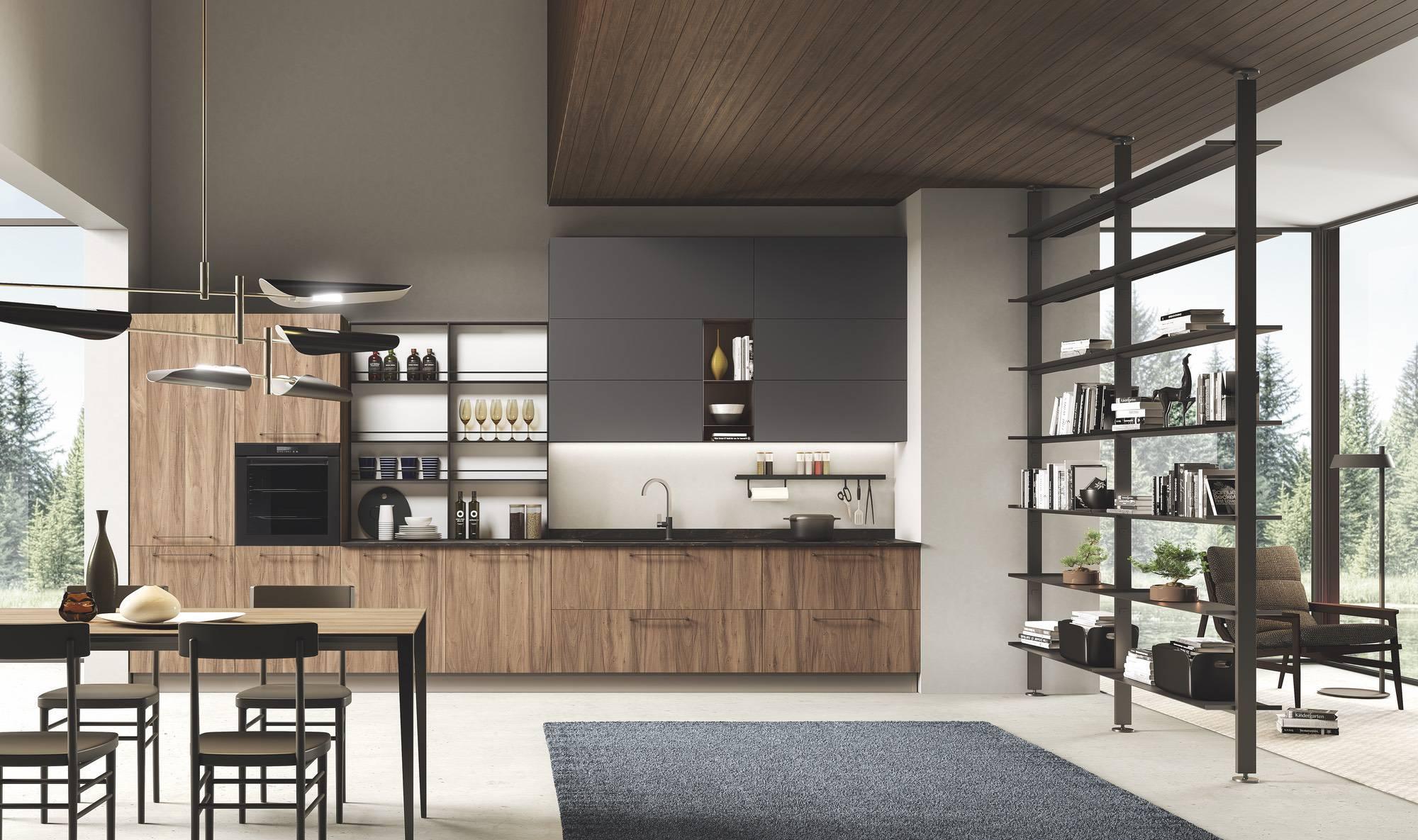 MOBILTURI Pop Modern Kitchen Range