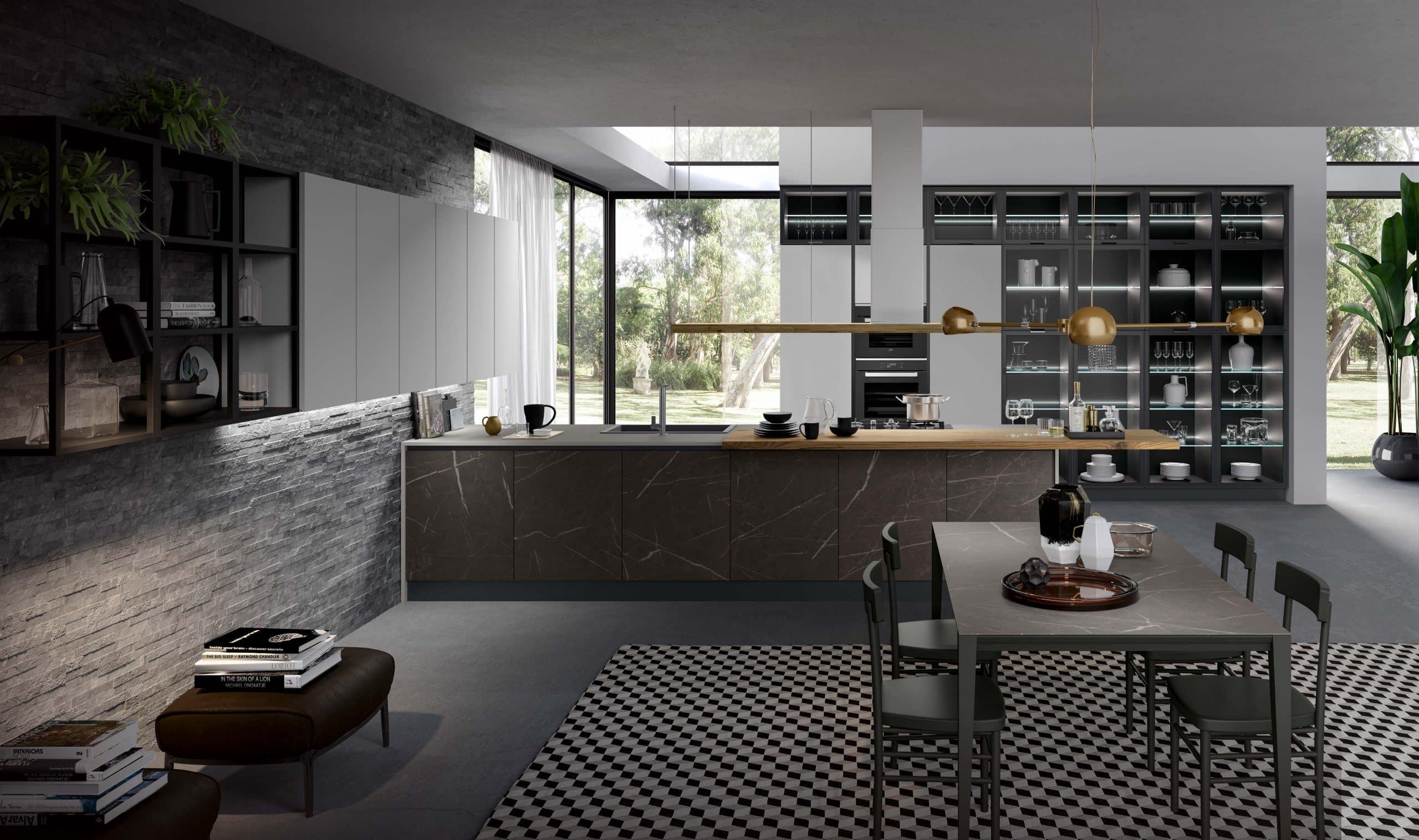 MOBILTURI Zen - Minimalist Kitchen