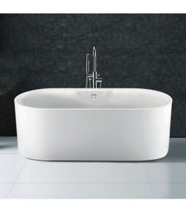 Synergy Kingston Modern Double Ended Bath