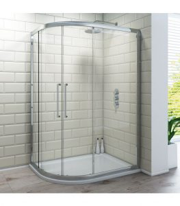 Synergy Vodas 2 Door Enclosure Shower
