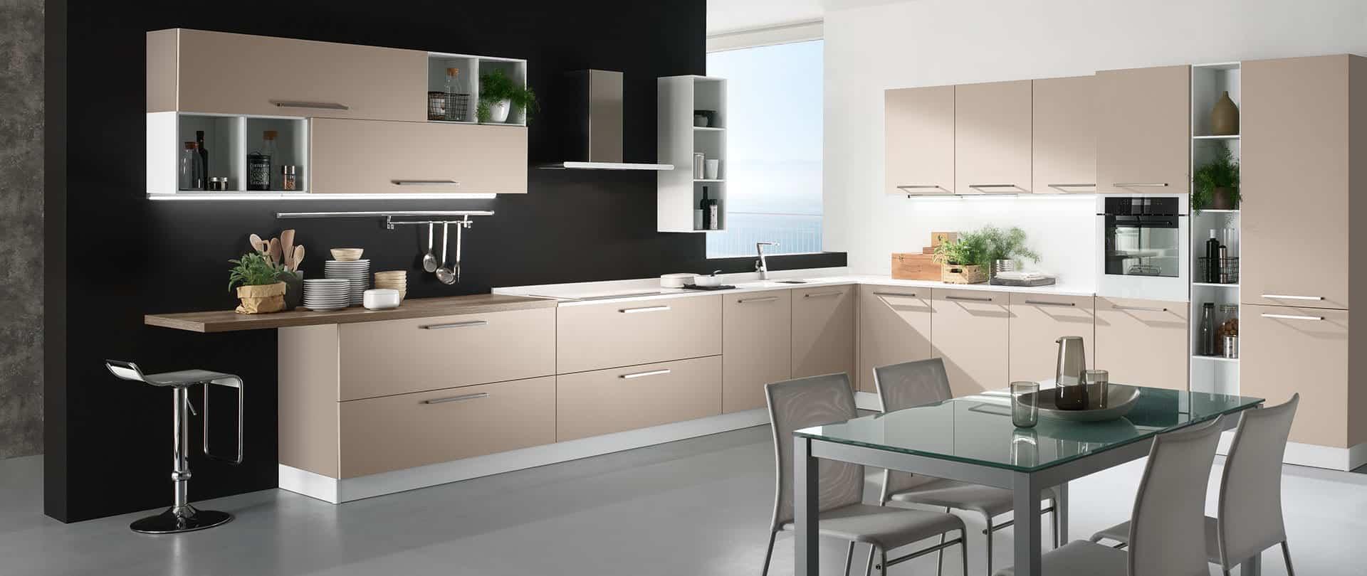 MOBILTURI Brio - Modern Italian Kitchen