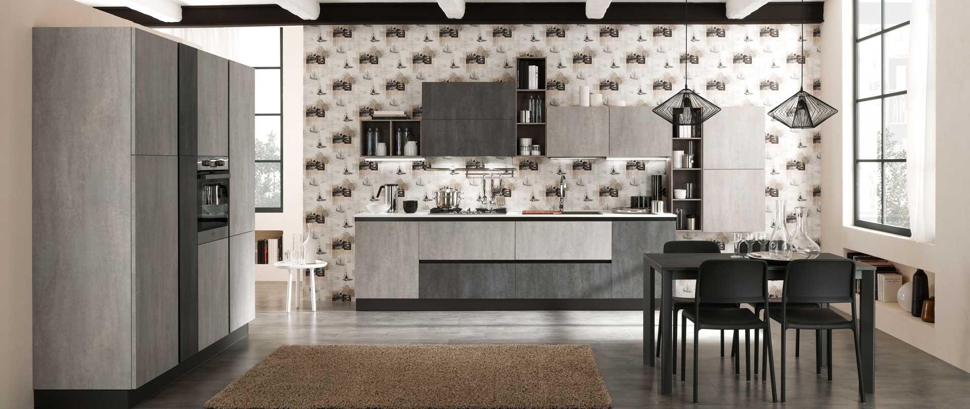 Cucina Moderna Zen - Mobilturi Italian Kitchens